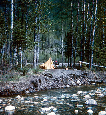 Photograph - Perfect Campsite by William Haggart