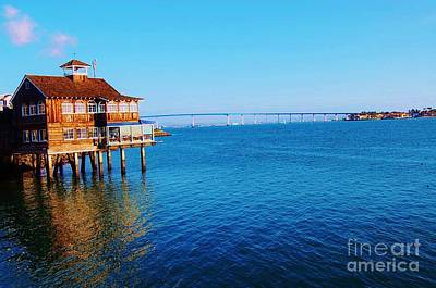 Photograph - Perfect Day In San Diego by Jasna Gopic