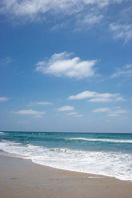 Image Type Photograph - Perfect Day Pacific Beach by Peter Tellone