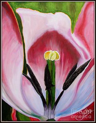 Painting - Perfect Love.. by Jolanta Anna Karolska