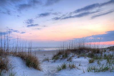 Dunes Photograph - Perfect Skies by JC Findley