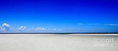 Mayflower Beach Photograph - Perfect Summer Day by Lisa Cranshaw