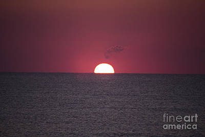 Photograph - Perfect Sunrise by Nelson Watkins
