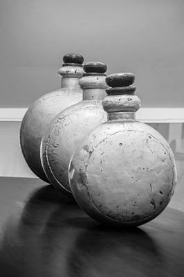 Photograph - Perfumed Soldiers by Kantilal Patel