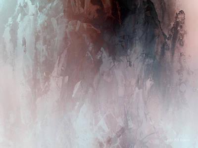 Painting - perilous realm V by John WR Emmett