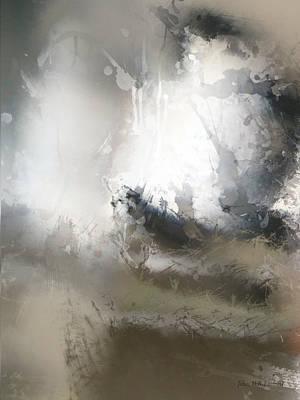 Painting - perilous realm VI by John WR Emmett