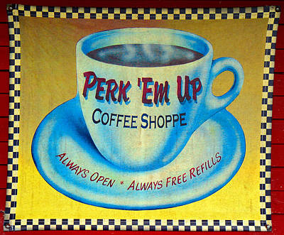 Photograph - Perk Em Up by David Lee Thompson