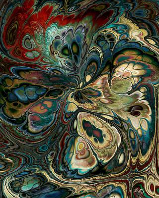 Perlin Party Art Print by Kim Redd