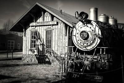 Photograph - Permanent Stop by Ben Shields
