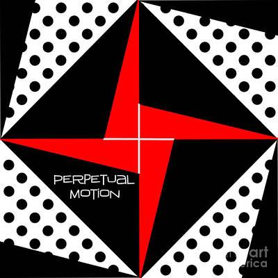Perpetual Motion Art Print