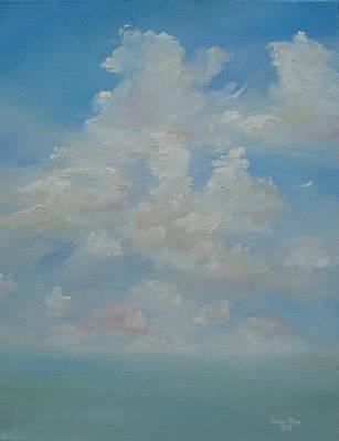 Painting - Perpetuity by Judith Rhue