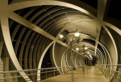 Photograph - Perrault Bridge by Pablo Lopez