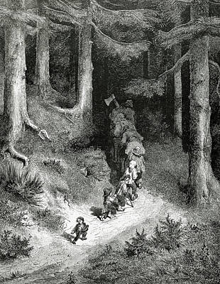 Perrault, Charles (paris 1628-paris Art Print