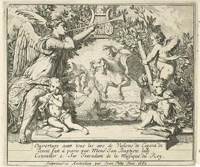 Perseus With The Head Of Medusa, Jean Philip Heus Art Print