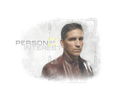 Finch Digital Art - Person Of Interest - Cloud by Brand A