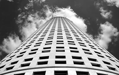 Architcture Photograph - Perspective by David Lee Thompson