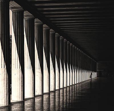 Photograph - Perspective by Radoslav Nedelchev