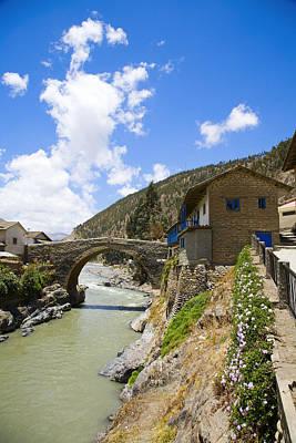 Photograph - Peruvian Village by Alexey Stiop