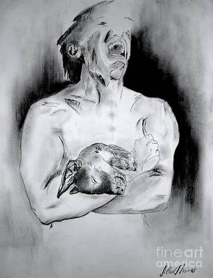 Pet Grief Original by Alex Thomas