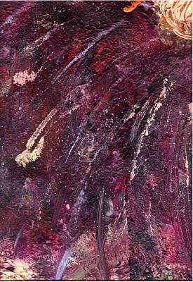 Painting - Petal II by Kristine Kellor