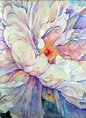 Painting - Petal Scape by Annika Farmer