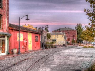 Sonoma Photograph - Petaluma Morning by Bill Gallagher