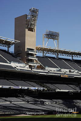 San Diego California Baseball Stadiums Photograph - Petco Park by Chris Selby