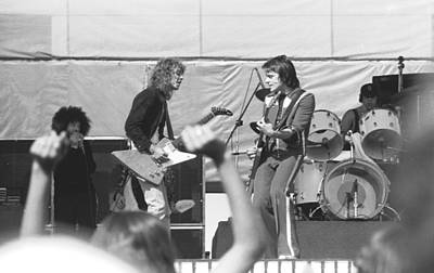 Photograph - Day On The Green 6-6-76 #8 by Ben Upham