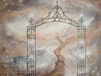 Peter's Gate Art Print
