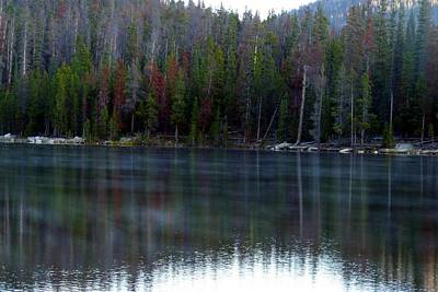 Photograph - Peterson Lake by Marilyn Burton