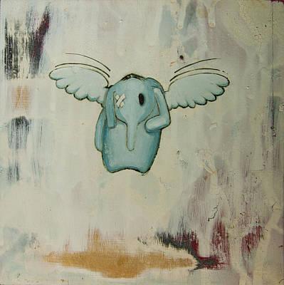 Painting - Pete's Angel by Konrad Geel