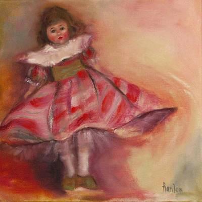 Painting - Petite Cisette by Susan Hanlon