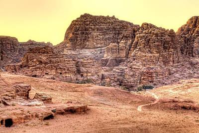 Petra - Jordan Photograph - Petra by Alexey Stiop