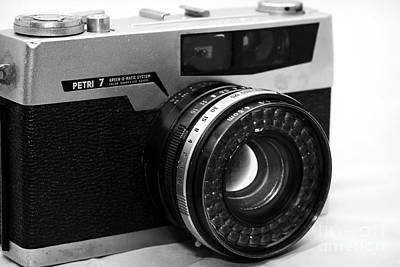 Photograph - Petri 7 by John Rizzuto
