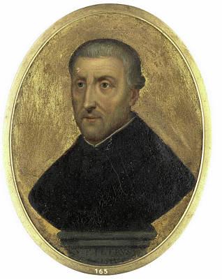 Petrus Canisius, 1521-97, Cleric And Writer In Nijmegen Art Print