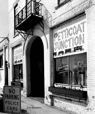 Photograph - Petticoat Junction by   Joe Beasley
