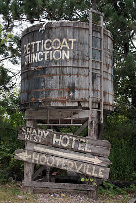 Photograph - Petticoat Junction by Kristin Elmquist