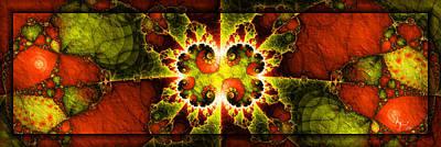 Digital Art - Ph-06 by Dennis Brady