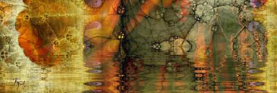 Digital Art - Ph-14 by Dennis Brady