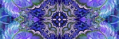 Digital Art - Ph-21 by Dennis Brady