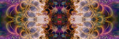 Digital Art - Ph-29 by Dennis Brady