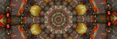 Digital Art - Ph-31 by Dennis Brady
