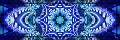 Digital Art - Ph-33 by Dennis Brady