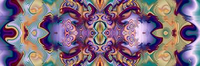 Digital Art - Ph-35 by Dennis Brady