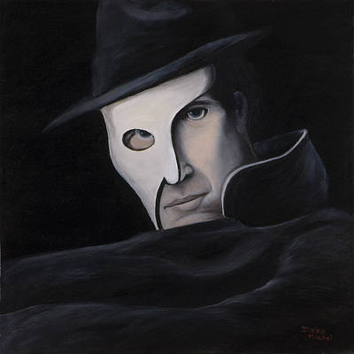 Painting - Phantom by Darice Machel McGuire