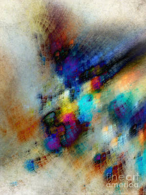 Contemporary Abstract Photograph - Phantom Lik by Edward Fielding