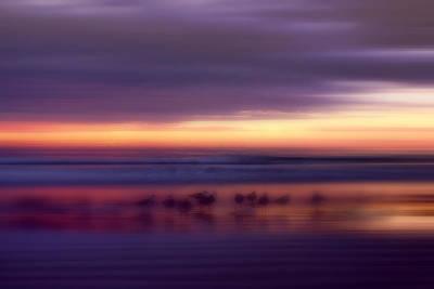Photograph - Phantoms Of The Beach by Ellen Heaverlo
