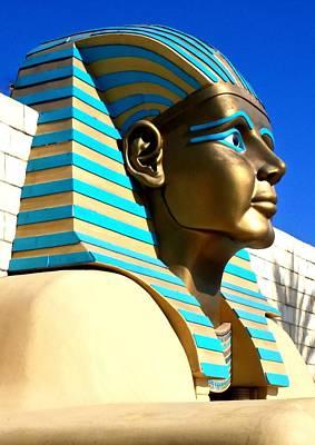 Pharaoh's Lost Kingdom 3 Art Print by Randall Weidner