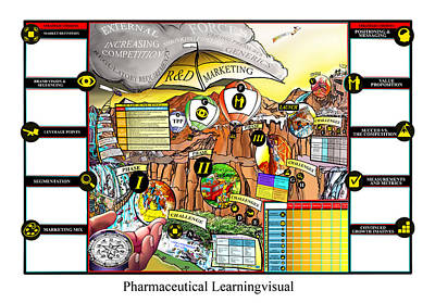 Photograph - Pharmaceutical Learningvisual by Richard Erickson
