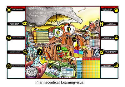 Photograph - Pharmaceutical Learningvisual by Richard Erickson